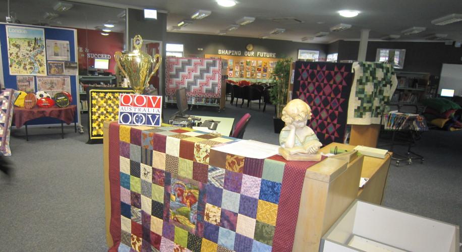QOV Australia Exhibition